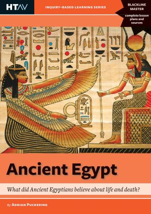 Front cover of Ancient Egypt: What did Ancient Egyptians believe about life and death?