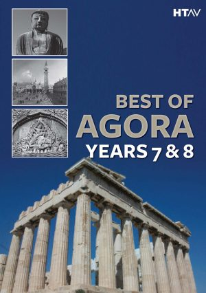 Front cover of Best of Agora: Years 7 and 8.