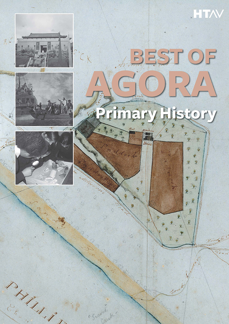 Front cover of Best of Agora: Primary History.