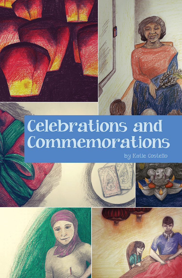 Front cover of Celebrations and Commemorations.