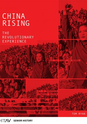 Front cover of China Rising, second edition.