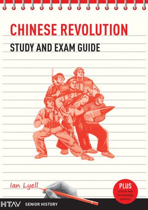 Front cover of Chinese Revolution Study and Exam Guide.