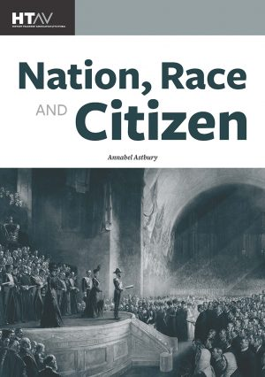 Front cover of Nation, Race and Citizen 1888 to 1914.