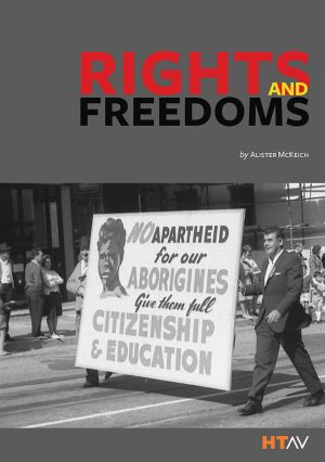 Front cover of Rights and Freedoms.