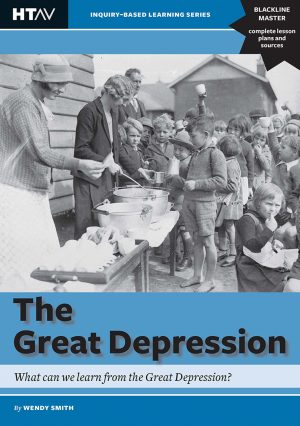 Front cover of The Great Depression: What can we learn from the Great Depression?