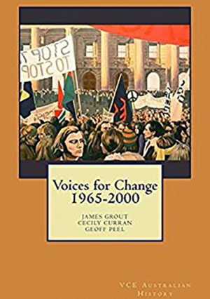 Front cover of Voices for Change.