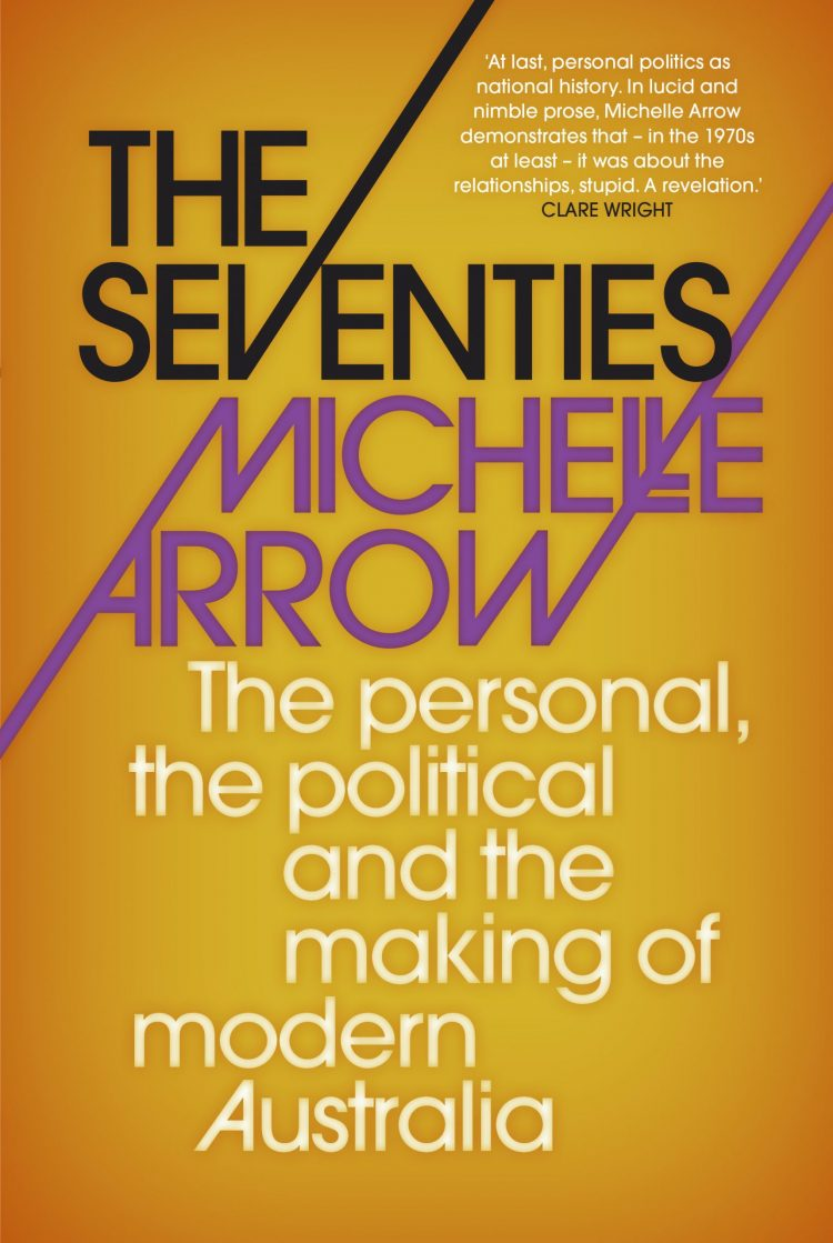 Front cover of The Seventies.