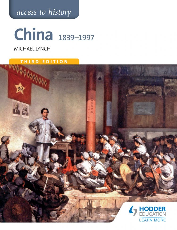 Book cover for China, 1839 to 1997.