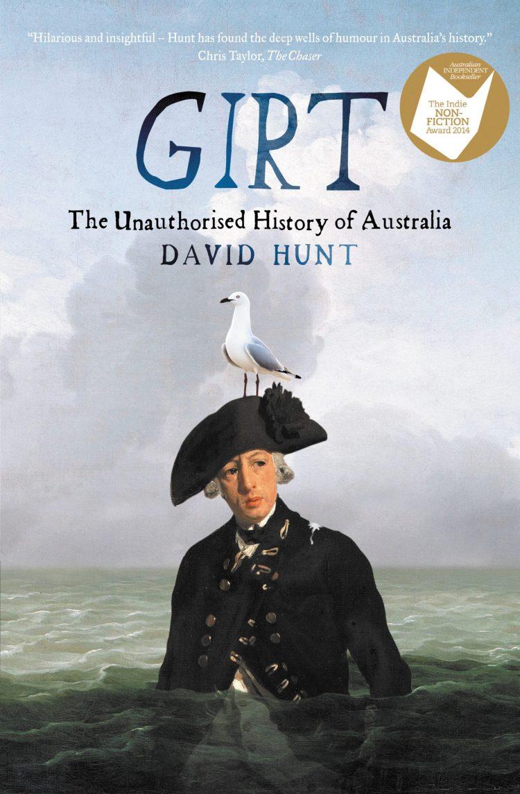 Book cover for Girt.