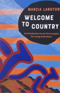 Book cover for Welcome to Country: Youth Edition.