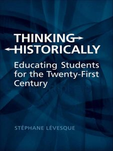 Book cover for Thinking Historically.