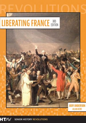 Book cover for Liberating France 3rd edition