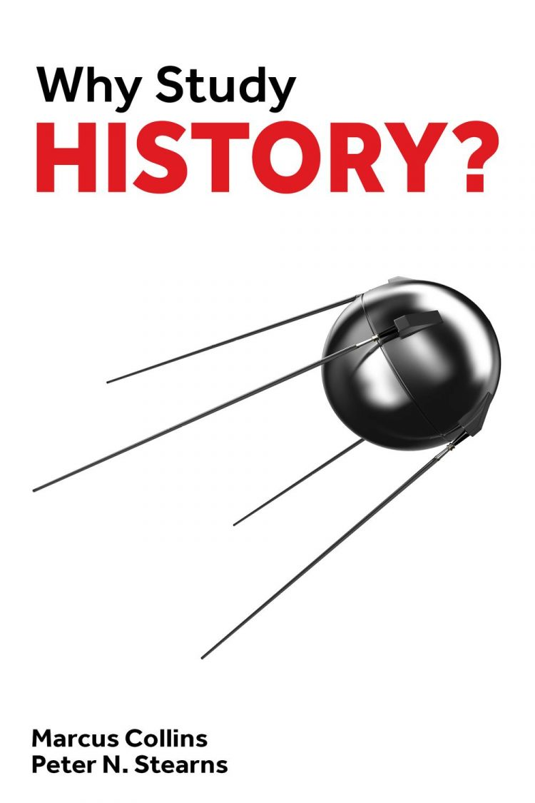 Book cover for Why Study History?