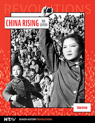 Cover for China Rising, 3rd edition