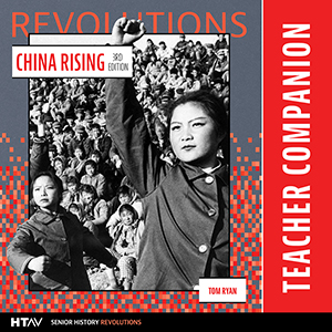 Cover for China Rising Teacher Companion