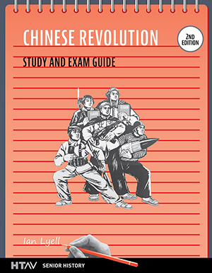 Cover for Chinese Revolution Study and Exam Guide, 2nd ed