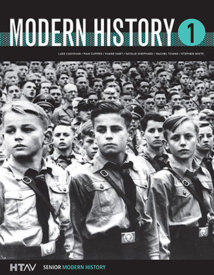 Cover for Modern History 1
