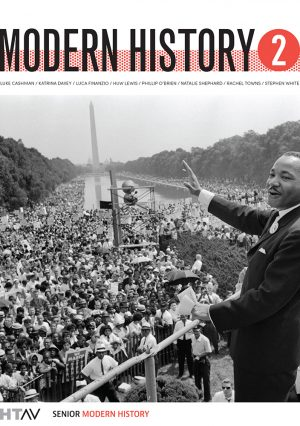 cover for Modern HIstory 2