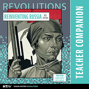 Cover for Reinventing Russia Teacher Companion