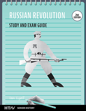 Cover for Russian Revolution Study and Exam Guide, 2nd ed