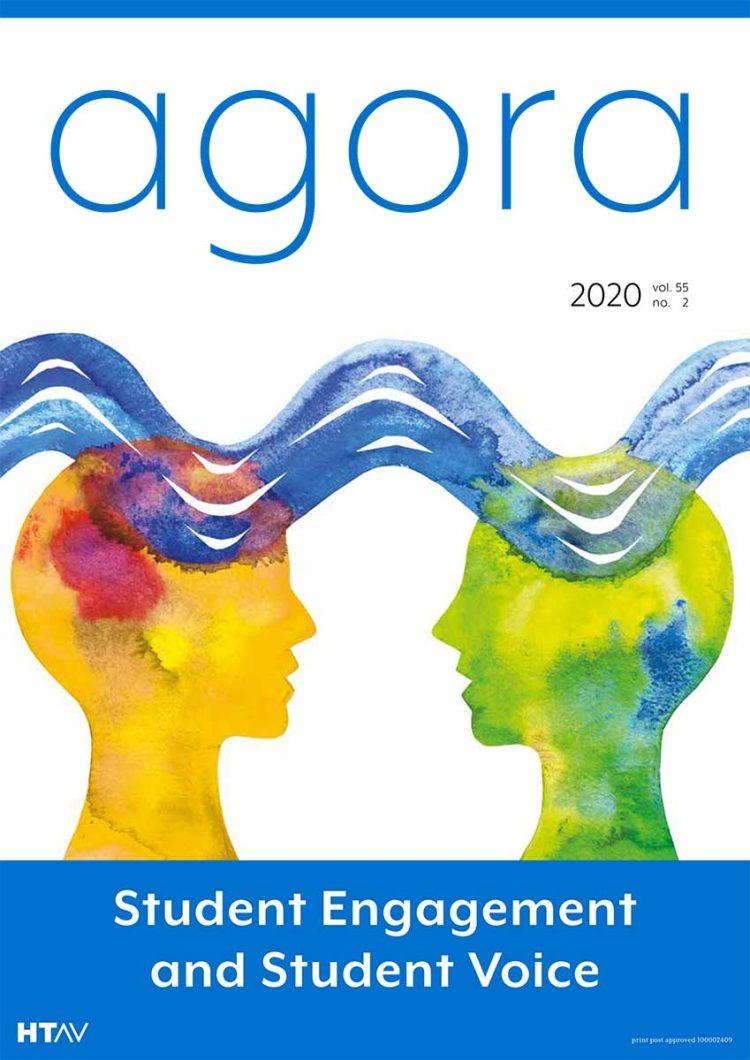 Agora 2020 Issue 1 Cover