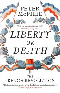 Cover for Liberty or Death: The French Revolution