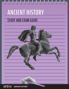 Ancient History Study and Exam Guide cover