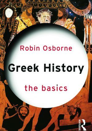 Book cover for Greek History: The Basics