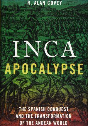 Book cover for the Inca Apocalypse.